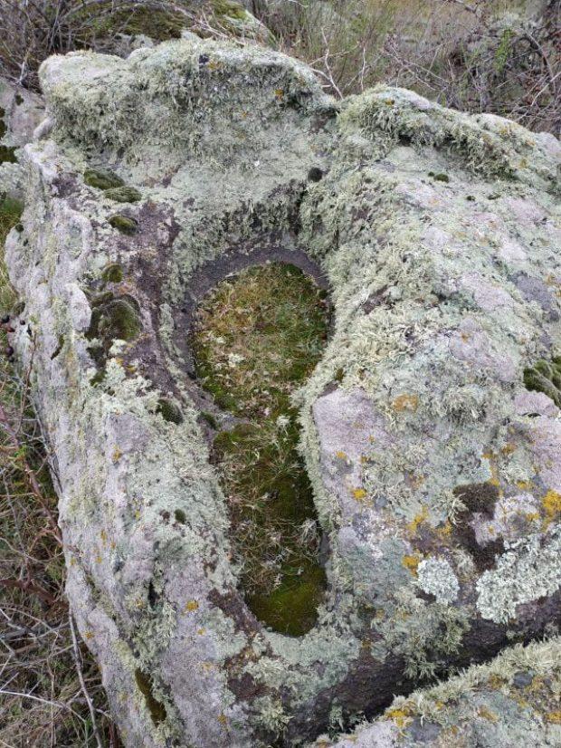 Камень-следовик, Кривой Рог